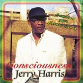 Jerry Harris - Consciousness (Listen UP!) CD